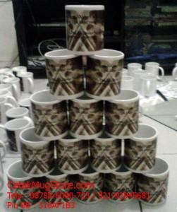 Cetak Mug, Mug Souvenir, Mug Promosi, Mug Sablon