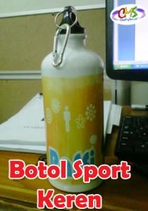 Cetak Botol Sport Keren