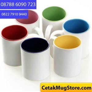 Cetak Mug Dalam Warna