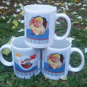 Mug souvenir aqiqah murah