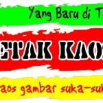 New Cetak Kaos Satuan