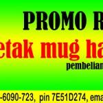 Promo Cetak Mug di Bulan Ramadhan 1436 H