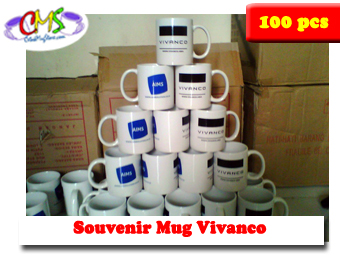 souvenir mug vivanco