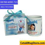 Paket Mug Souvenir Ulang Tahun Standart